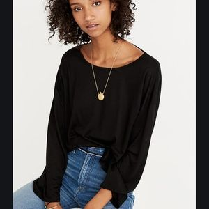 Madewell Libretto Wide-Sleeve Top